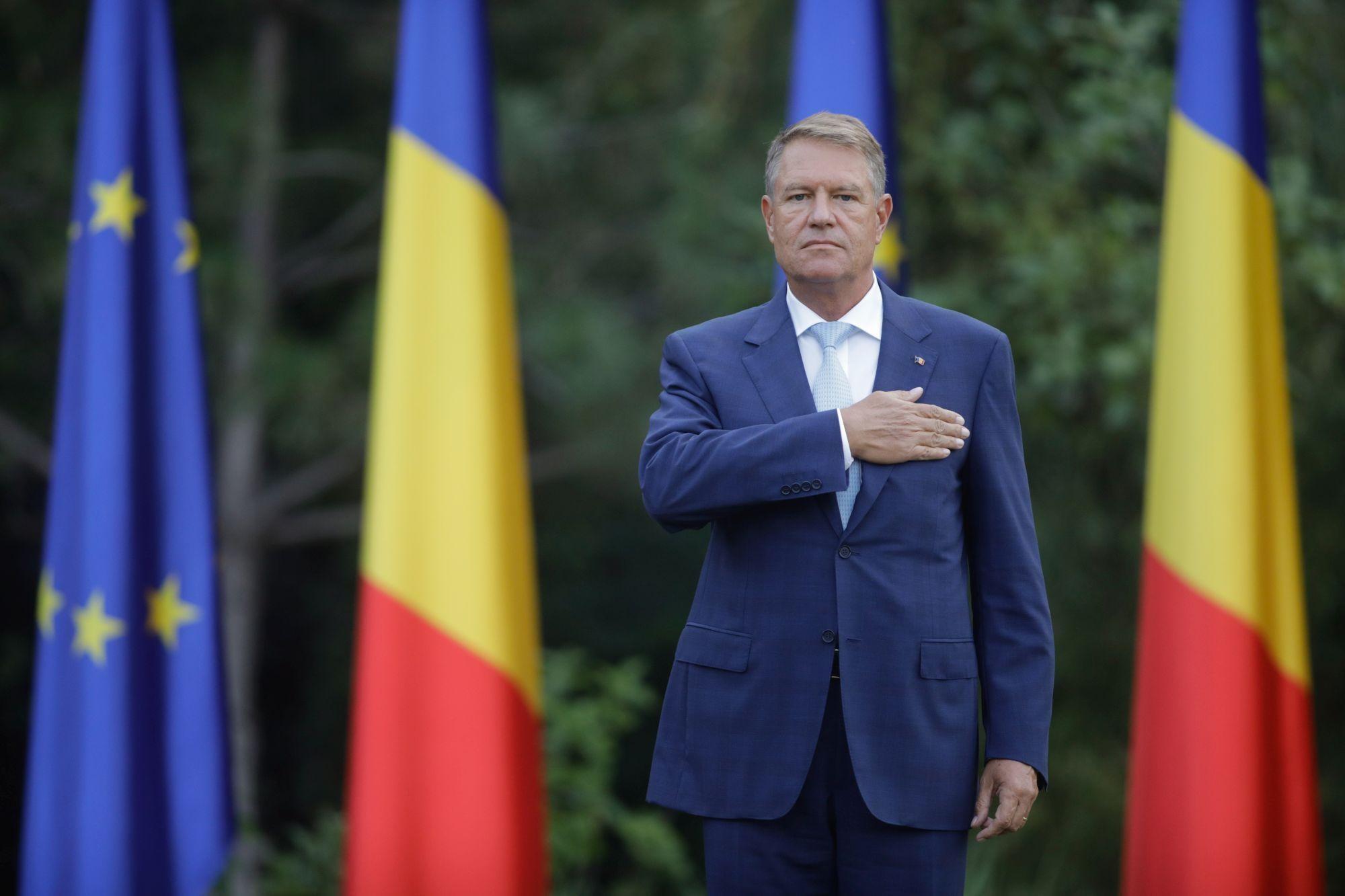 Preşedintele Klaus Iohannis: Fac apel către toate partidele să privească spre viitor si să le arate românilor că îi respectă