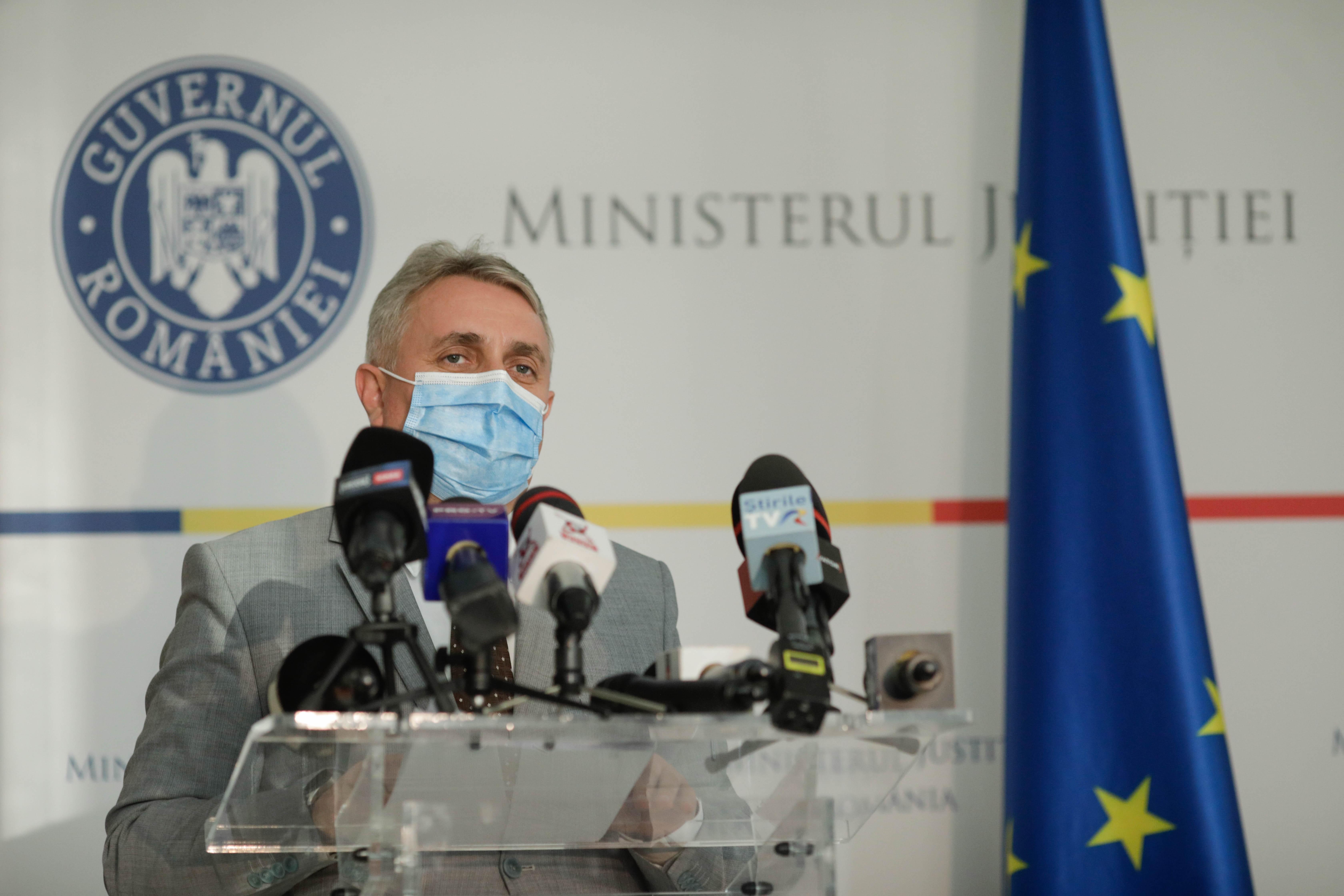 Lucian Bode, ministrul interimar al Justiţiei: Am acceptat să preiau mandatul pentru maxim 45 de zile; Voi aviza PNDL-3. Numirea șefilor DIICOT și DNA, suspendată