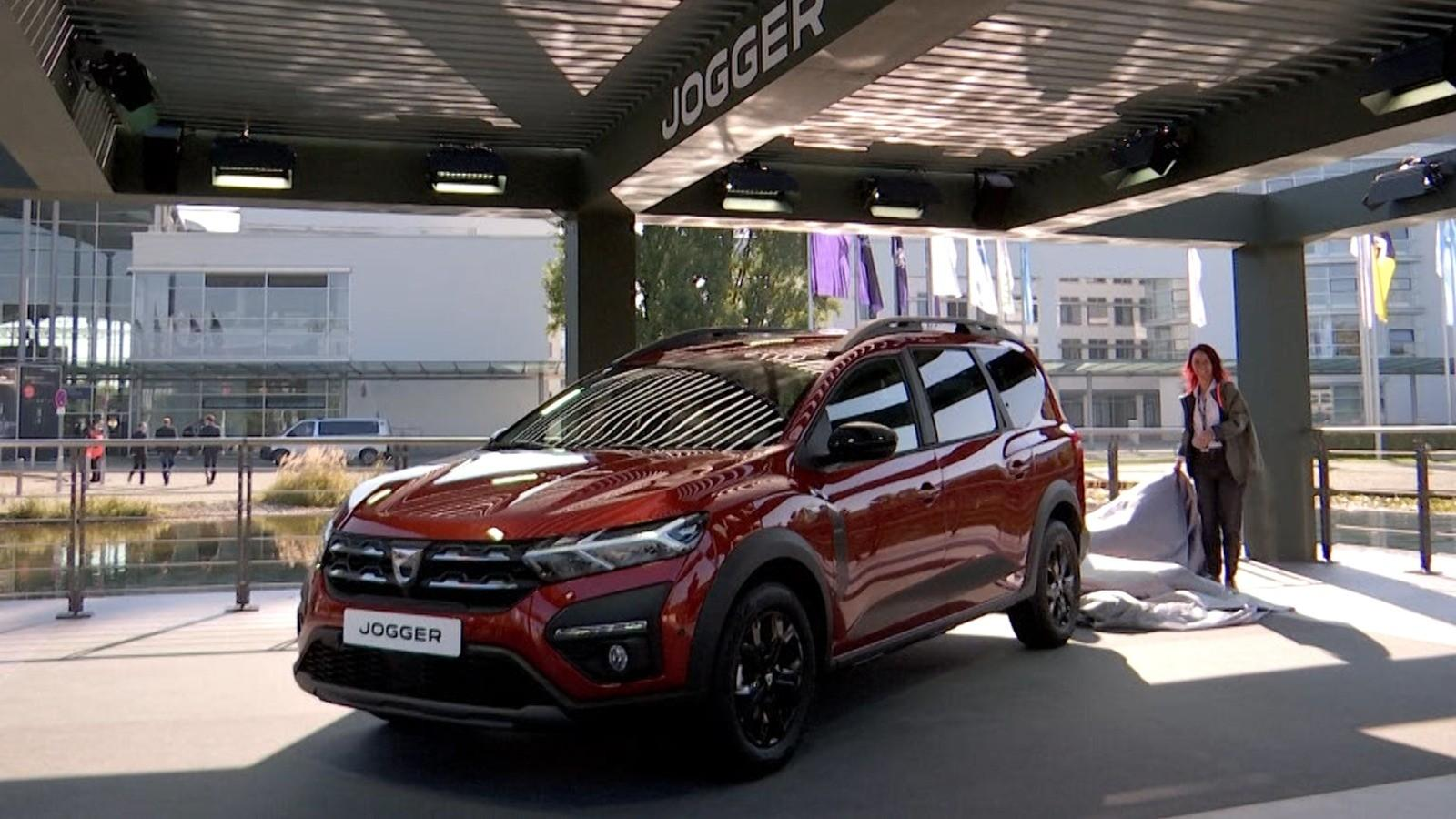 Dacia Jogger s-a lansat oficial la Salonul Auto de la Muchen