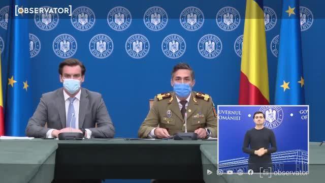 """Valeriu Gheorghiţă: """"Ne propunem să începem vaccinarea cu doza trei din octombrie"""". Cum se va derula procesul şi cum vor fi vaccinaţii copiii în şcoli"""
