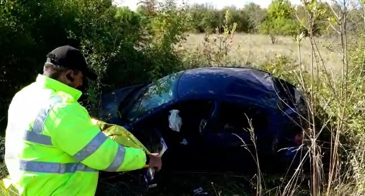 Două tragedii, în aceeași zi, în același loc,la doar câteva ore distanță. Accidente mortale pe DN 58, în Caraș-Severin