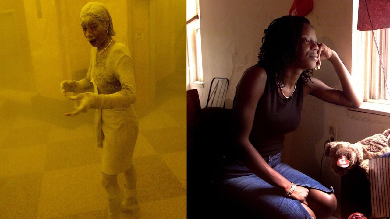 """""""Dust Lady"""". Femeia acoperită de praf toxic care a supraviețuit atacurilor de la 11 septembrie, dar a murit de cancer. """"Mi se umplea gura, mă sufocam"""""""