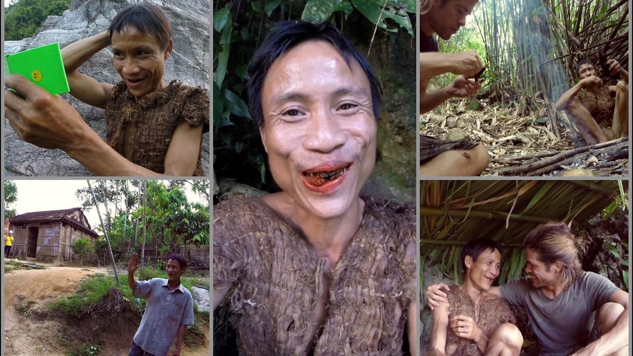 Vietnamezul supranumit Tarzan, care a trăit în junglă timp de 40 de ani, a murit de cancer după 8 ani în civilizaţie. Mâncarea procesată şi alcoolul i-au fost fatale