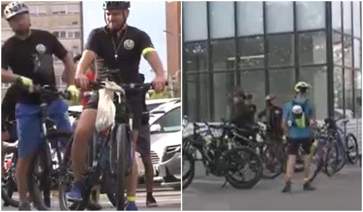 Bicicliștii orădeni au pedalat 12km, prin oraș, pentru sănătate, dar și pentru mai mult respect în trafic
