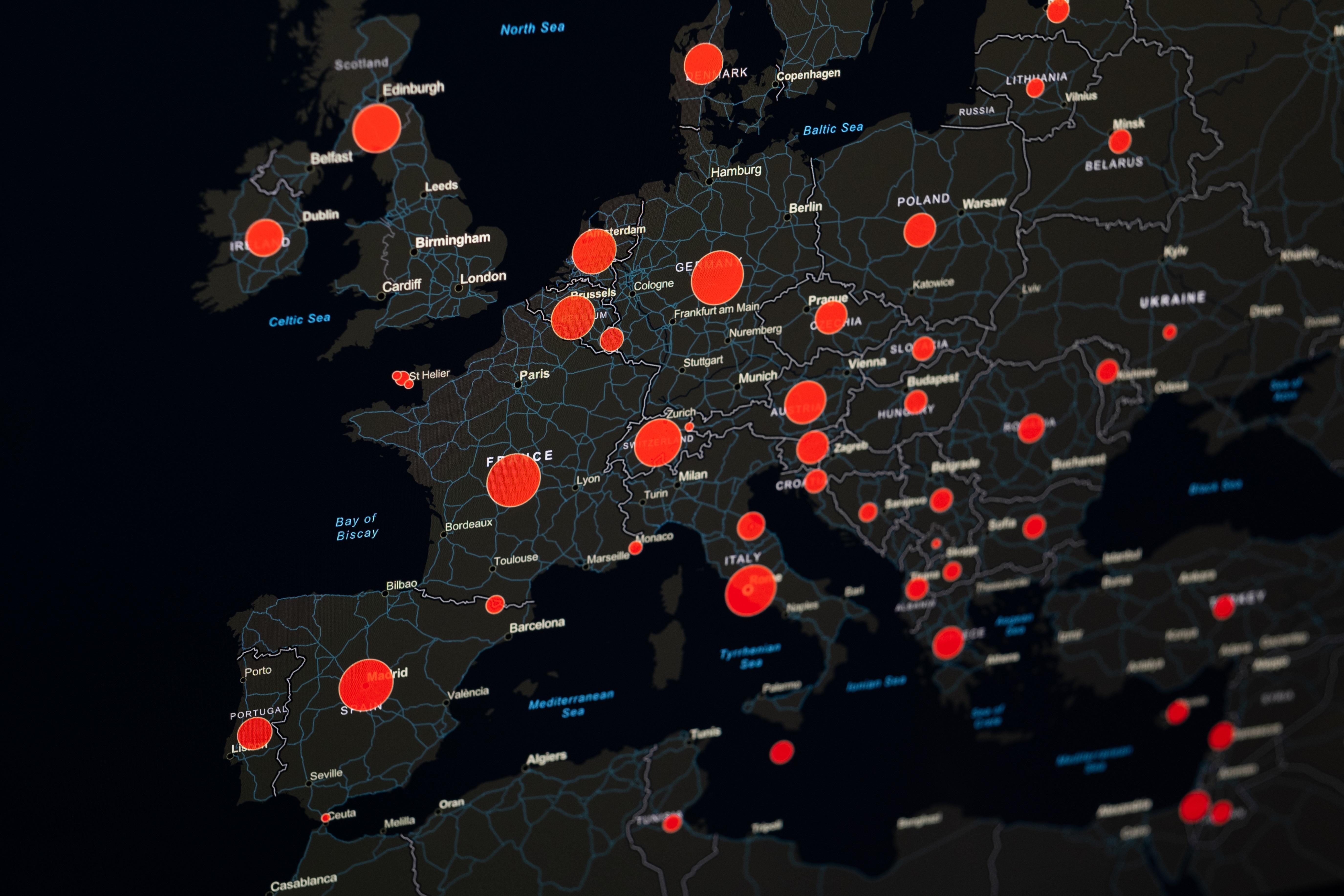 A fost actualizată lista țărilor cu risc epidemiologic ridicat. Grecia și Cipru au ieșit din zona roșie