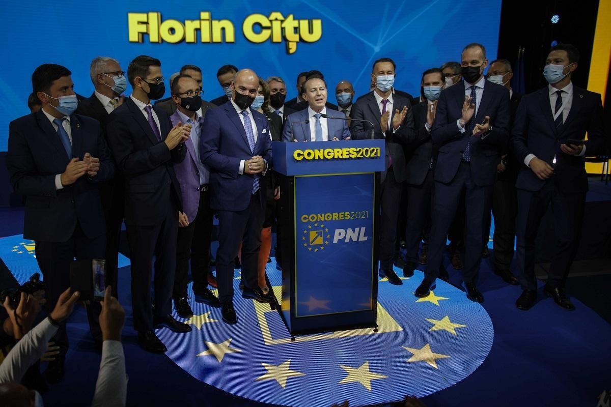 PNL și-a ales conducerea. Rareş Bogdan, printre prim vice-preşedinţii partidului: echipa lui Florin Cîţu, victorii pe linie