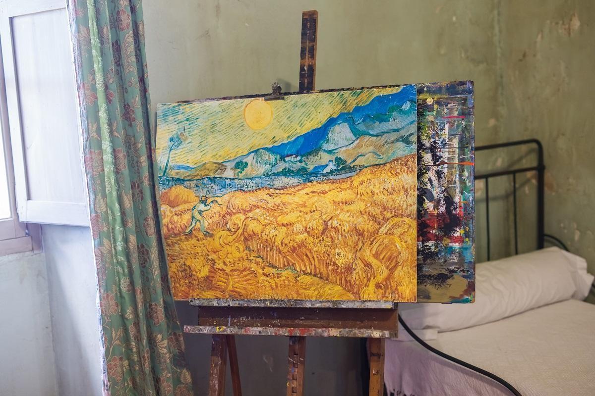 Bărbat condamnat la 8 ani de închisoare, după ce a furat două picturi de Van Gogh şi Frans Hals