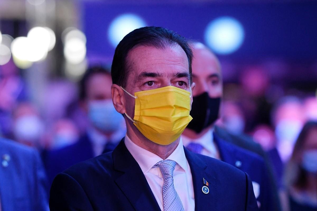 Ludovic Orban, acuzaţii după Congresul PNL: A fost o lovitură de partid; Cîţu nu realizează că este doar un pion, va rămâne premier doar din mila PSD