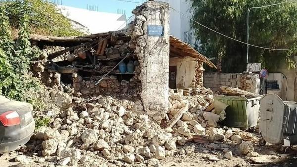 VIDEO | Cutremur puternic în Creta: Un mort, cel puţin şapte răniţi şi mai multe clădiri avariate