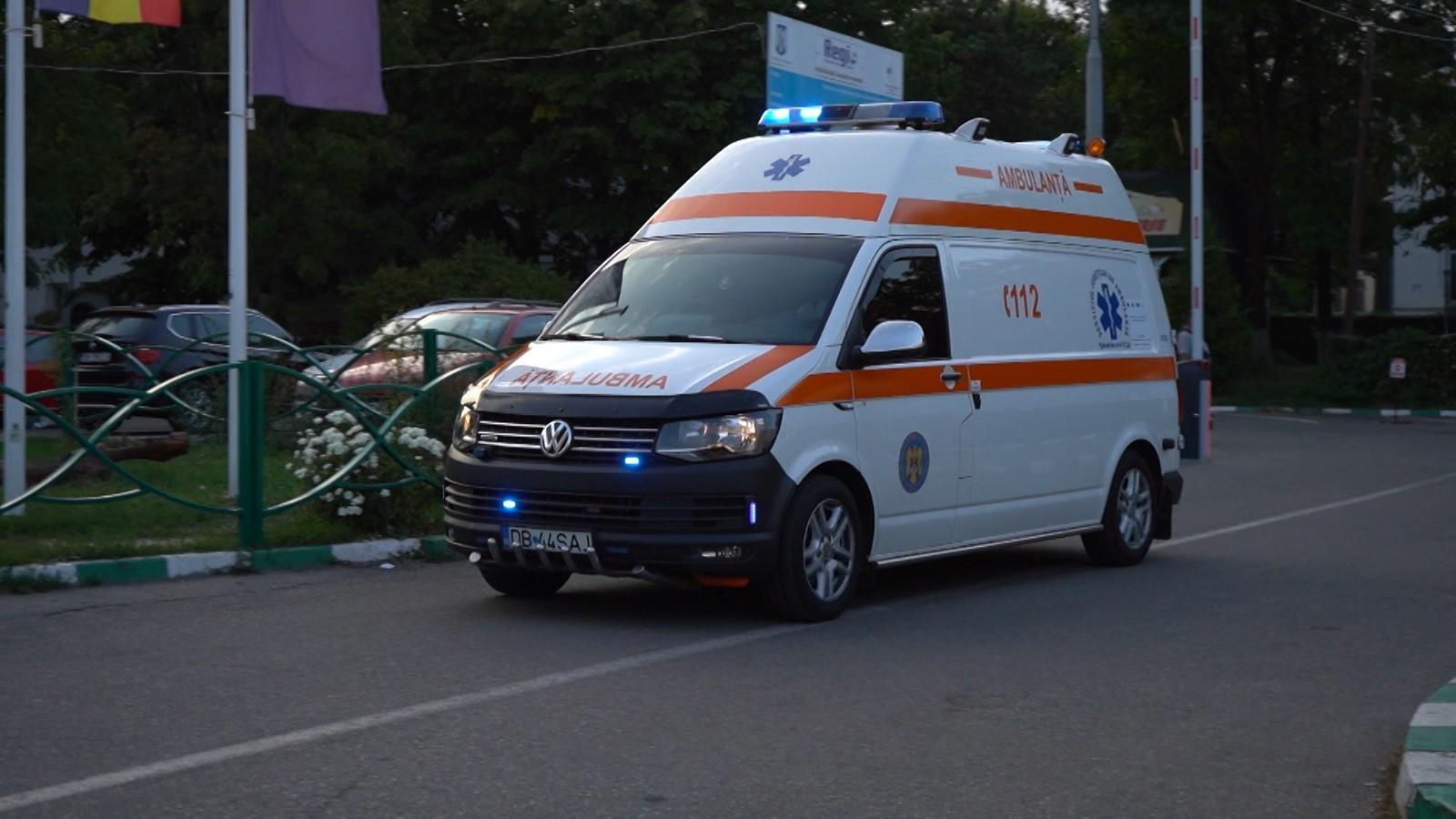 Un elev de 12 ani a ajuns la spital, după ce a fost atacat cu un briceag de un coleg de clasă, în Târgovişte