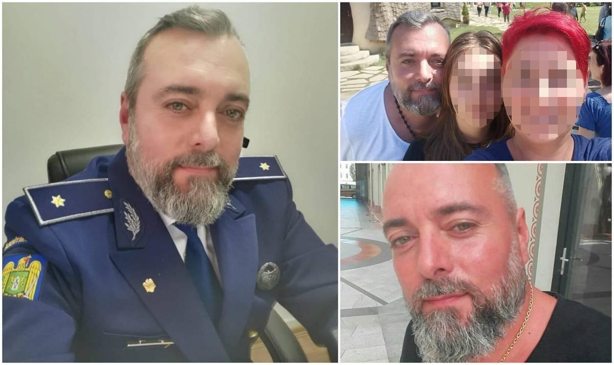Dacian Lazăr, șeful Poliției de Frontieră Berveni, Satu Mare, a murit. A fost răpus de Covid la doar 43 de ani