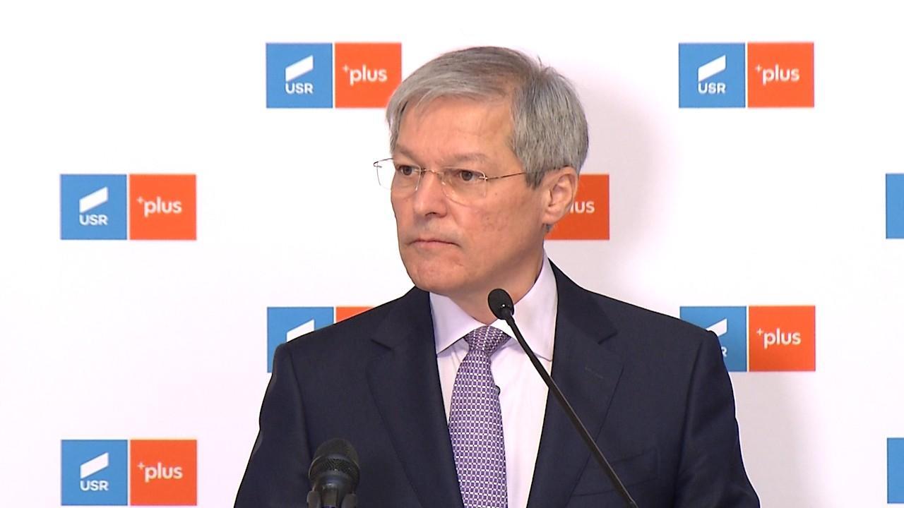 USR îl propune pe Dacian Cioloş pentru funcţia de prim ministru. Care sunt principalele măsuri din planul de guvernare