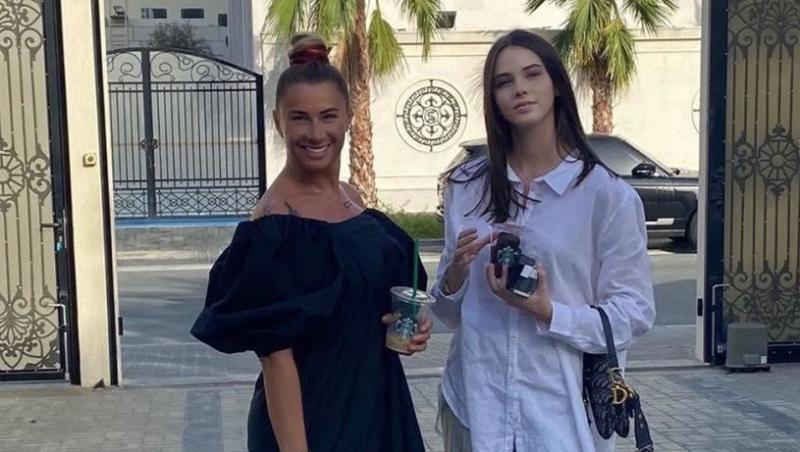 Fiica cea mare a Anamariei Prodan, apariţie uluitoare! Mama ei a reacţionat imediat după ce a văzut imaginile