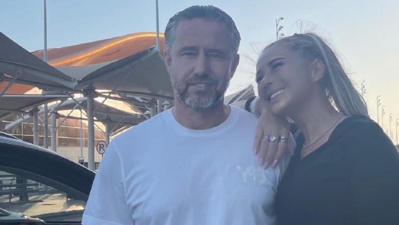 """Soţul Anamariei Prodan nu s-a mai abţinut! Ce i-a transmis Laurenţiu Reghecampf lui Gigi Becali: """"S-au întâmplat multe"""""""