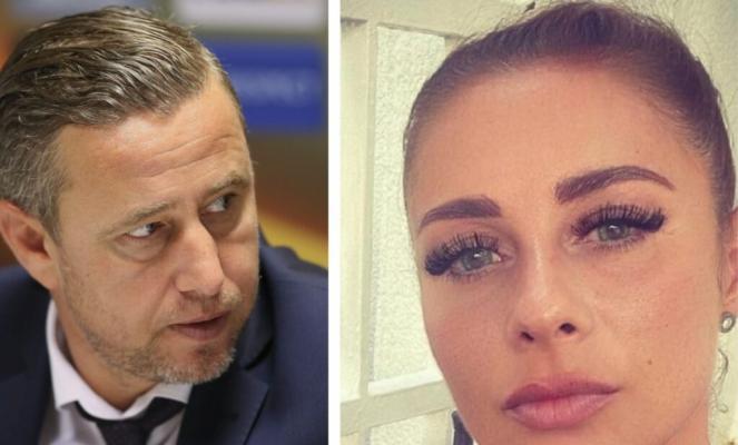 Prima imagine cu Laurențiu Reghecampf și iubita sa. Imaginea care o distruge pe Anamaria Prodan. Divorțul este iminent