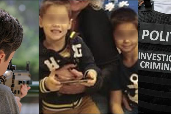 Copilul de 5 ani, împuşcat de fratele său la picnic, a întrebat-o pe mama lui dacă o să moară. Ultimele clipe din viaţa băiatului