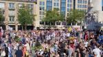 Peste 60 de mii de oameni au ieşit în stradă pentru a protesta împotriva restricţiilor Covid, în Amsterdam
