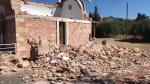 """Mărturiile unei românce în urma dezastrului produs de cutremurul din Creta. O persoană a murit, alte 20 au fost rănite: """"Scoală-te repede. Hai să coborâm"""""""