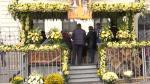 A cincea zi de pelerinaj la Iaşi. 40.000 de pelerini au trecut pe la racla Sfintei Parascheva