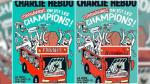 """O copertă Charlie Hebdo falsă prezintă România drept """"campioană la coronavirus"""": Ilustrează perfect criza sanitară din țară"""