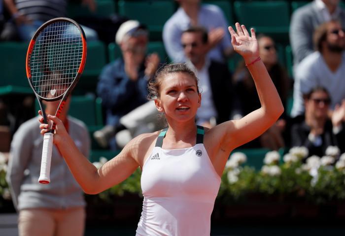 Ce a făcut Simona HALEP, imediat după VICTORIA SPECTACULOASĂ de la Roland Garros