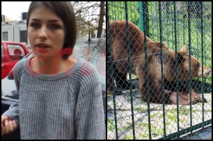 Mădălina, adolescenta de 17 ani care a vrut să facă selfie cu ursul, la Bârlad, dar a fost mușcată, ignorată de medicii de la UPU