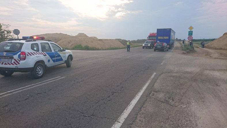Microbuz românesc implicat într-un accident cu 7 morți, pe o șosea din Ungaria