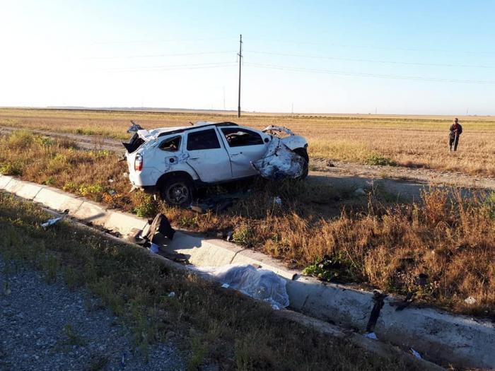 Accident groaznic la Caracal. A intrat cu 160 km/h pe contrasens, într-un TIR
