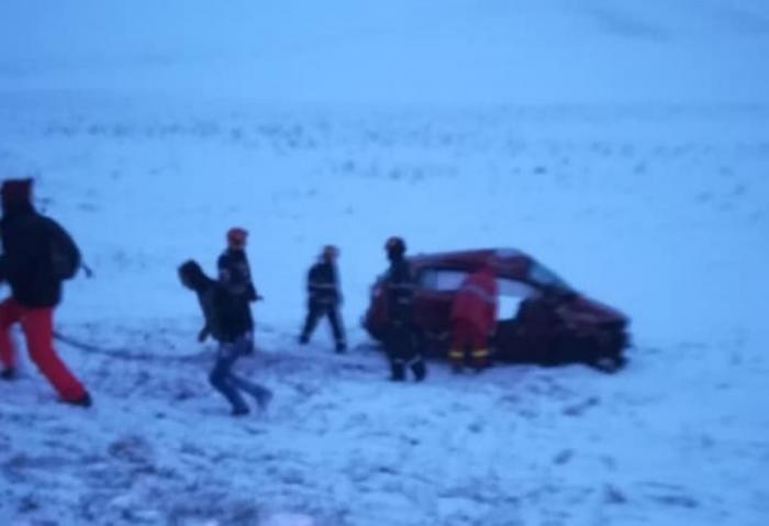 Ea este tânăra moartă în cumplitul accident de TIR, pe drumul Botoşani-Iaşi. Liliana a lăsat în urmă doi copilaşi