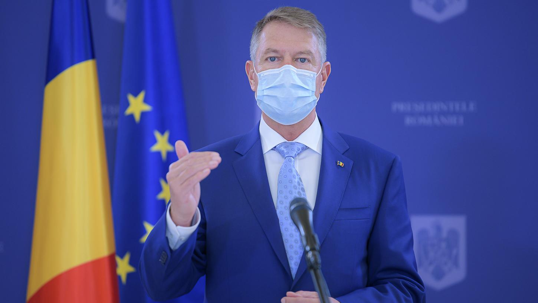 Klaus Iohannis declarații despre vaccinarea anti-Covid
