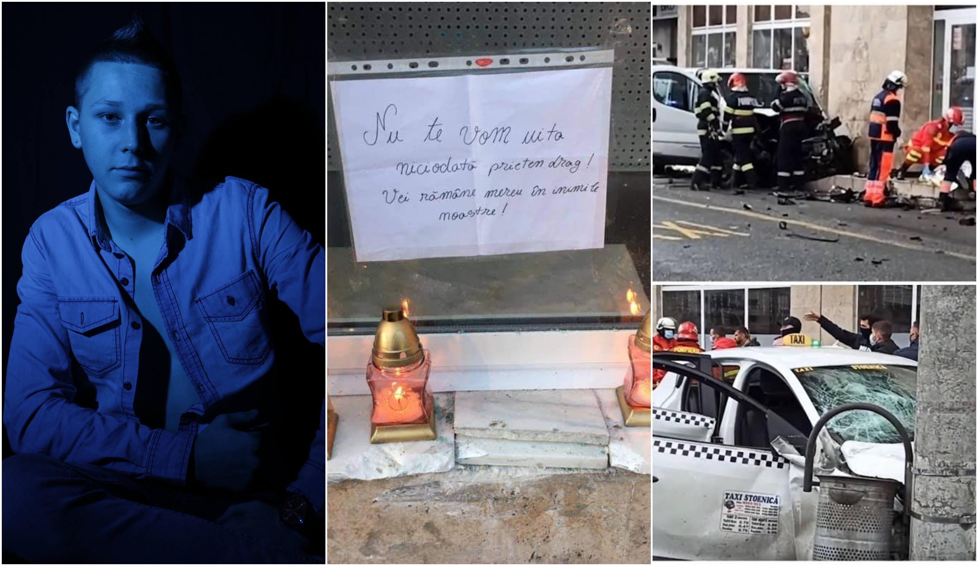Cristian Pasca a fost ucis într-un accident în Baia Mare, provocat de un șofer drogat