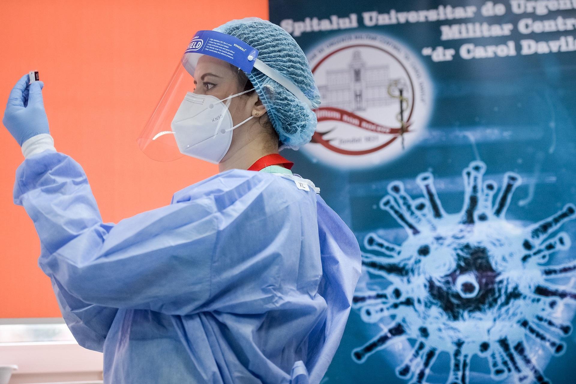 vaccinare în România