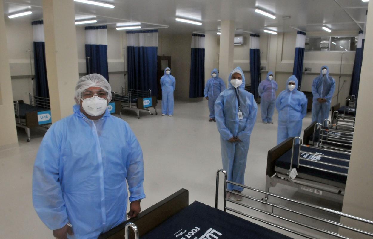 Șase astfel de spitale urmează să se construiască în perioada următoare în provincia Hebei