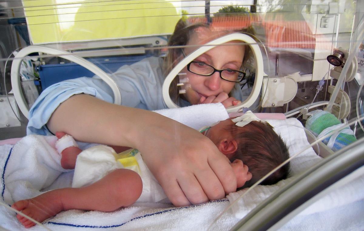 Bebeluş prematur