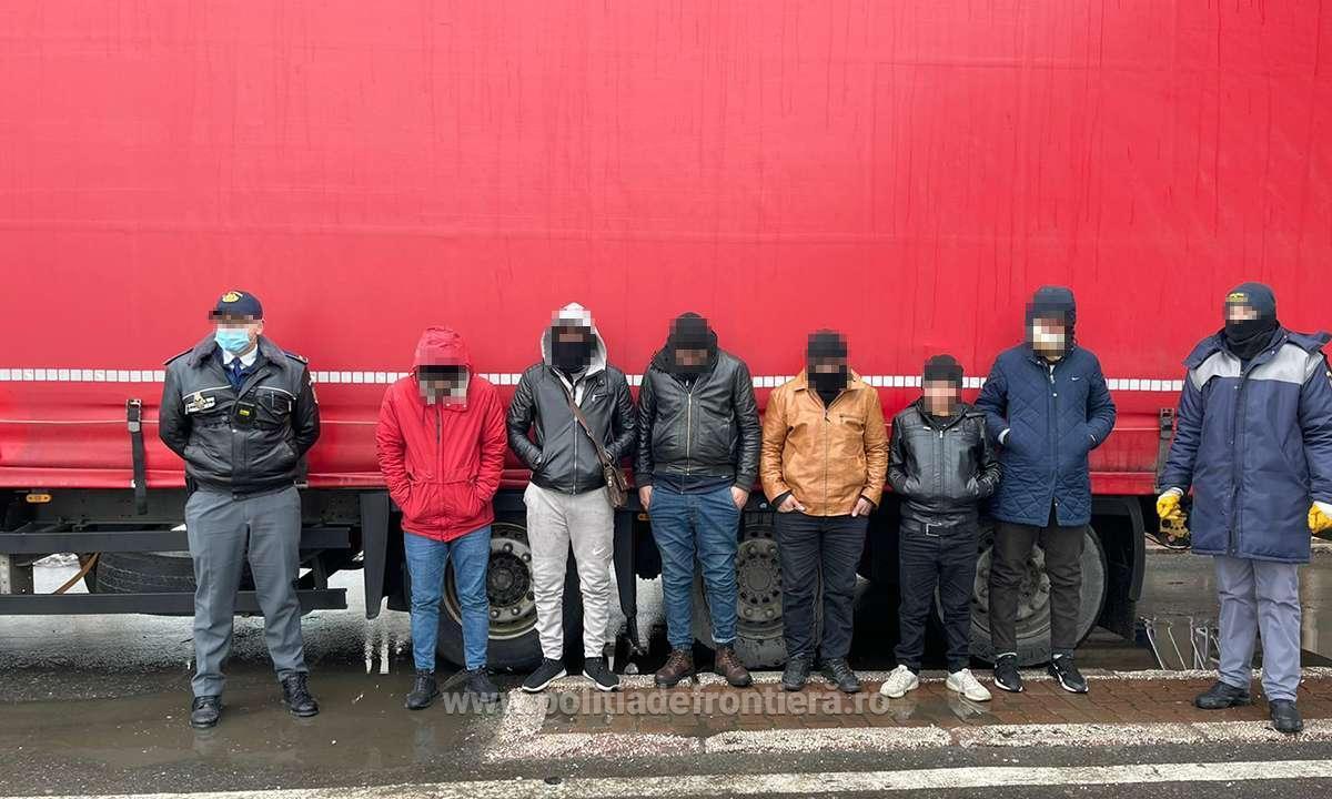 Migranţii sirieni au între 12 şi 39 de ani