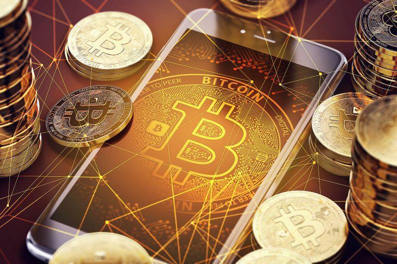 bitcoin coreeană piață