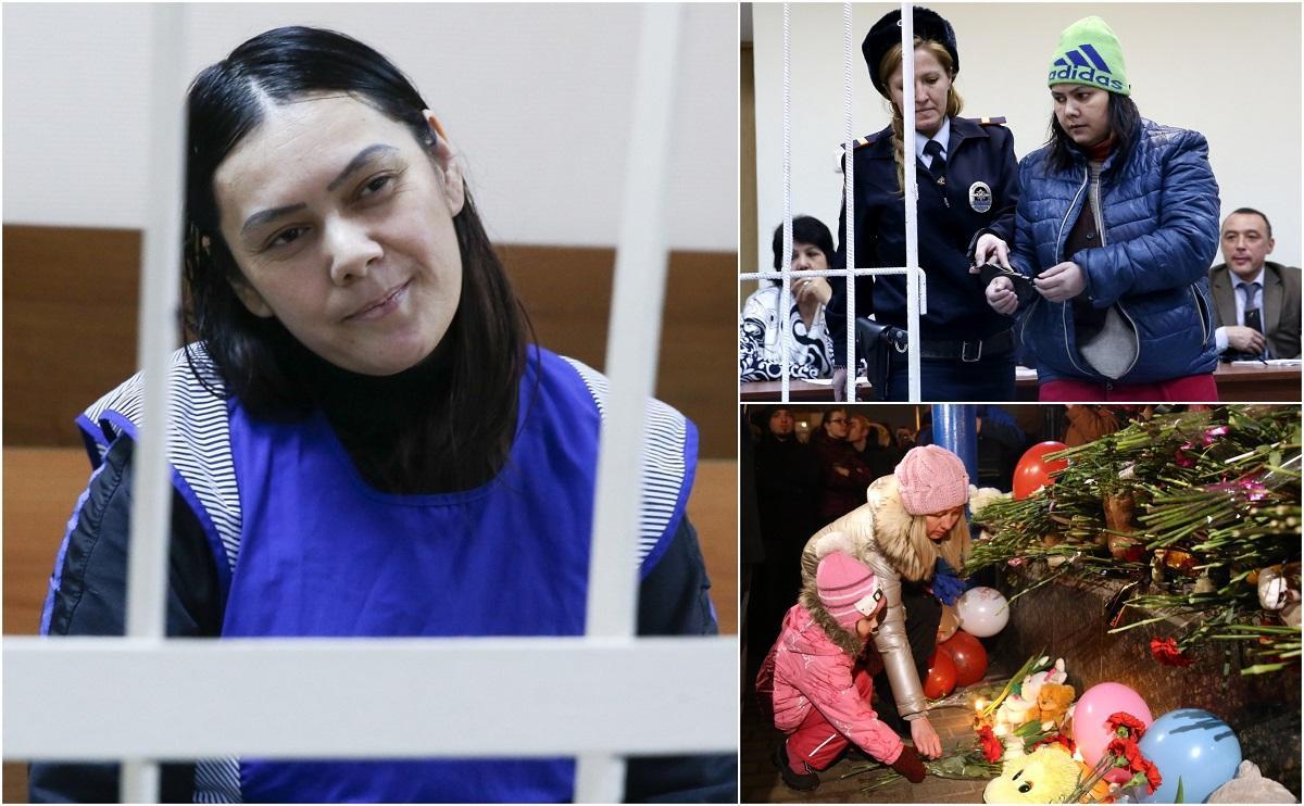 Gyulchekhra Bobokulova a fost internată într-un centru psihiatric