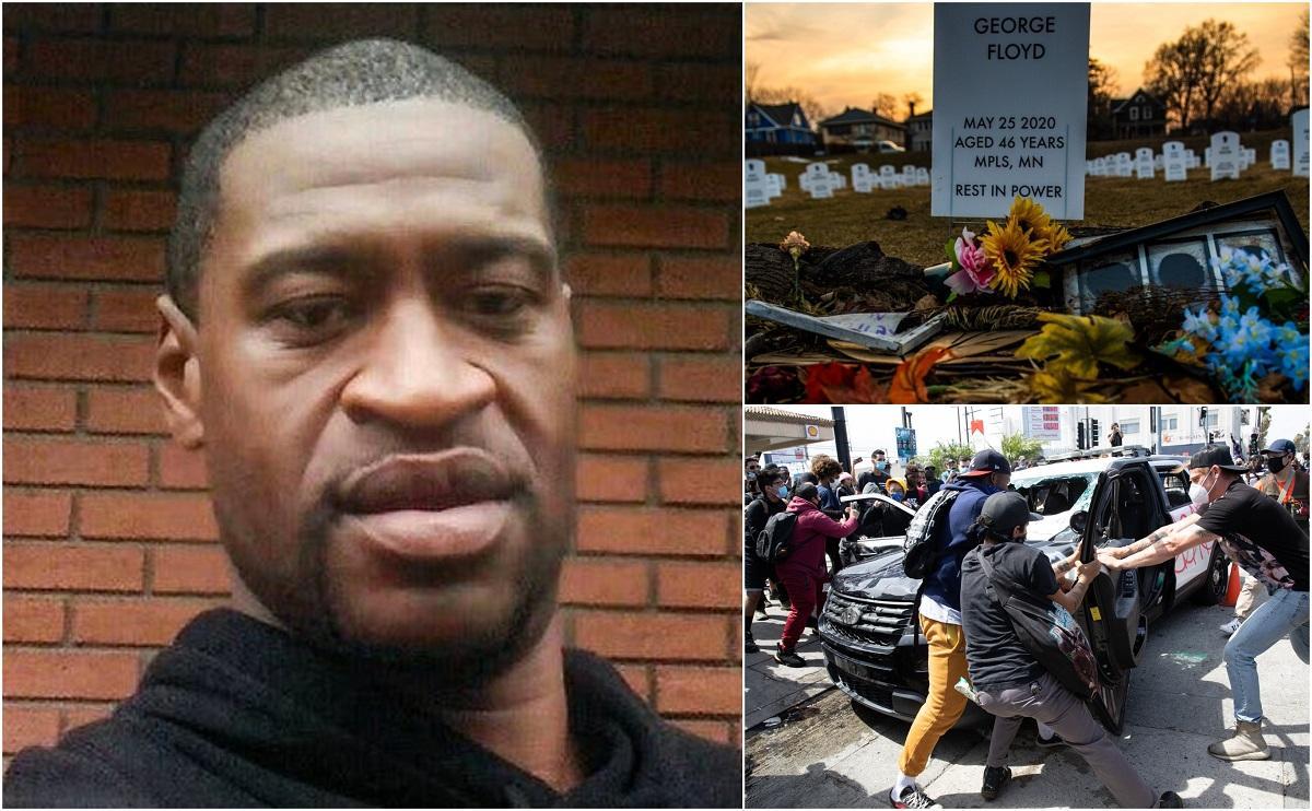Proteste masive au avut loc după ce a murit George Floyd