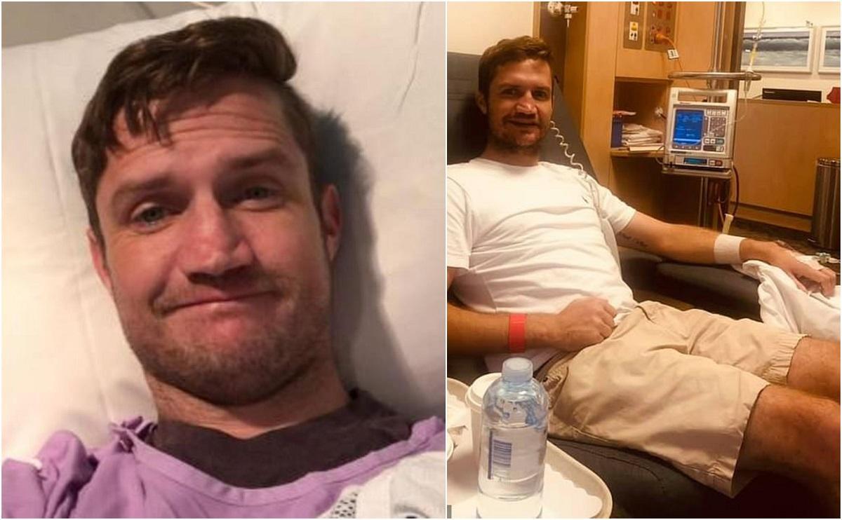 Kyle Walker în spital