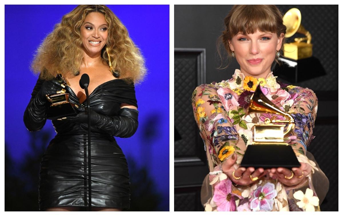 Beyonce şi Taylor Swift