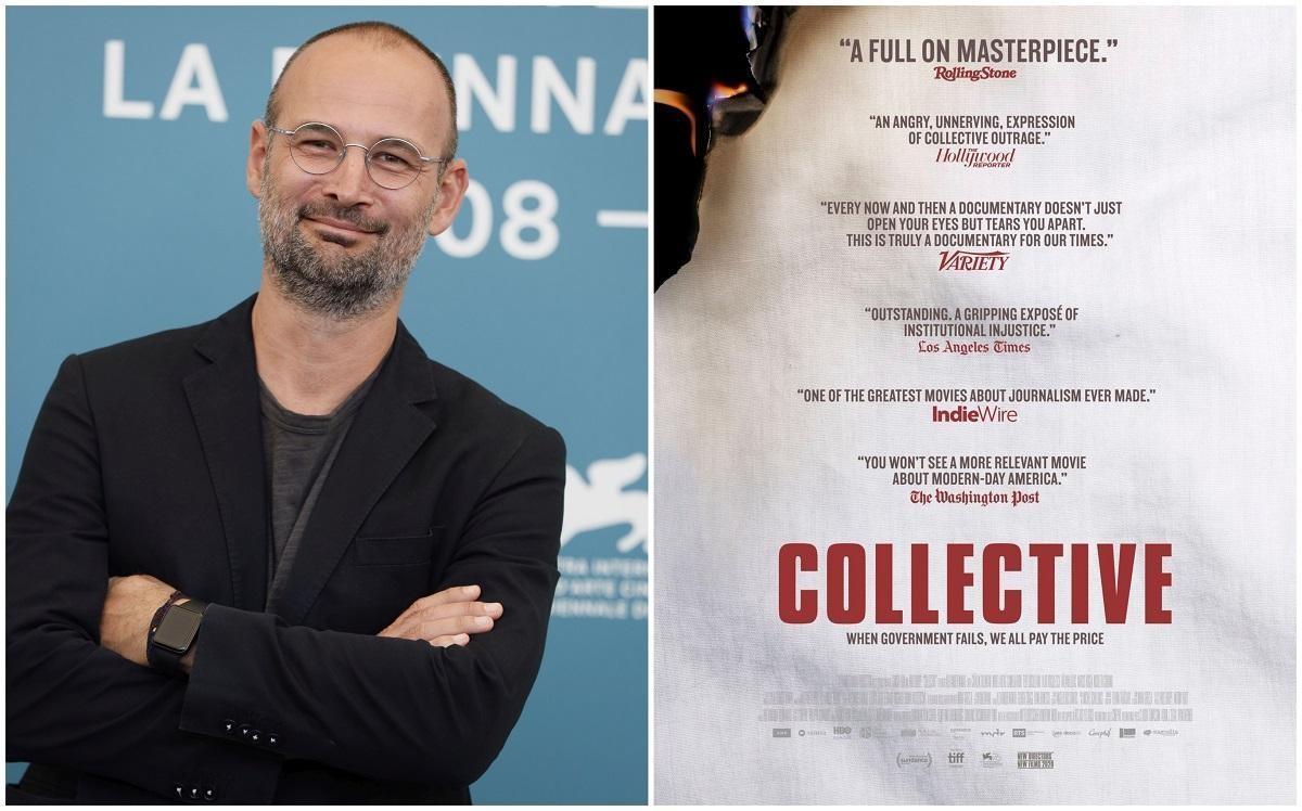 Documentarul Colectiv, nominalizat la Premiile Oscar 2021