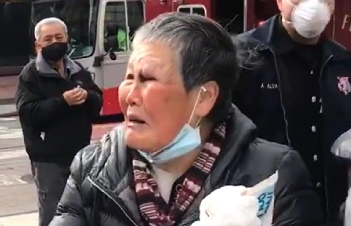 Bunicuţa care a luptat împotriva atacatorului său a fost lăudată pentru curaj