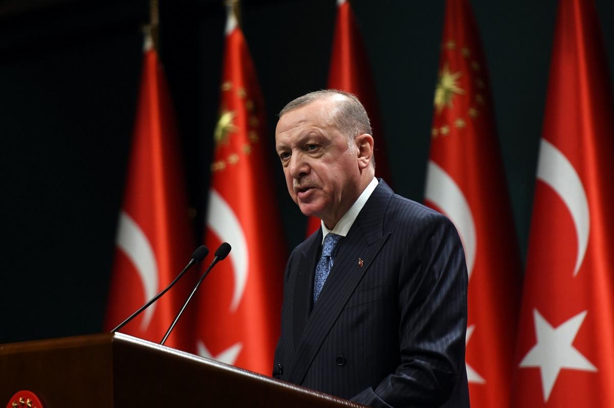 Recep Erdogan, despre afirmaţiile lui Biden la adresa lui Putin