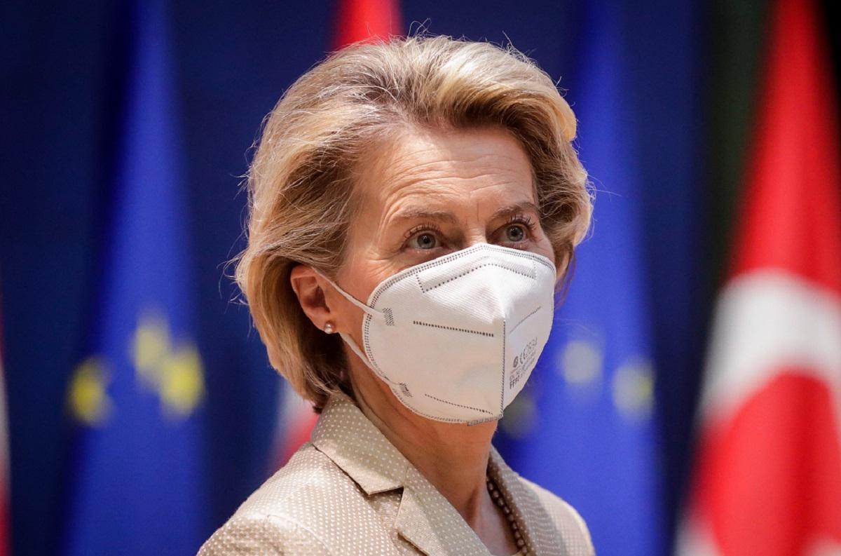 Ursula von der Leyen susţine că Uniunea Europeană nu se află în poziţia de a dona vaccinuri ţărilor mai sărace în acest moment