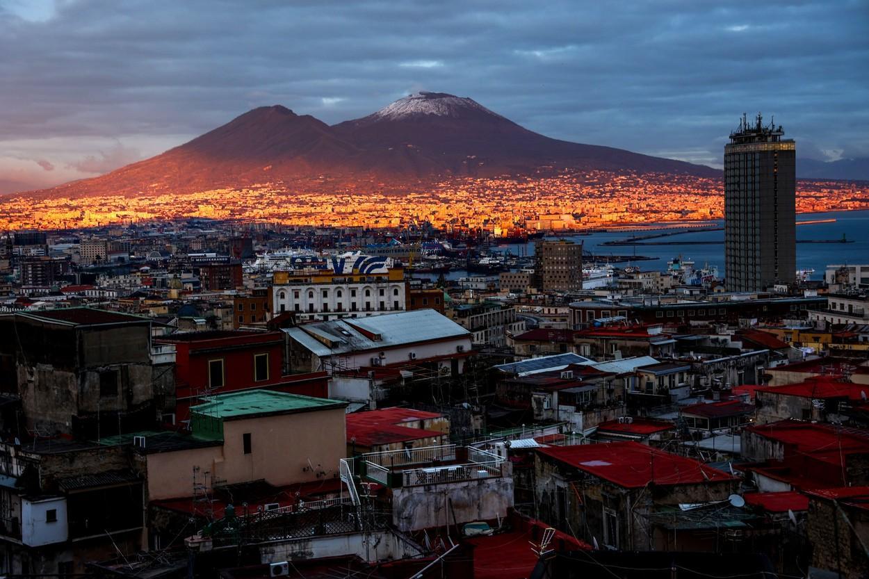 Erupția Vezuviului, acum 2000 de ani, a ucis toată populația din Pompei în doar 15 minute