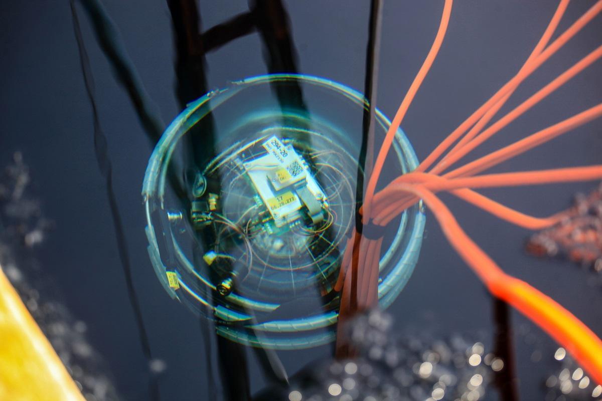 Oamenii de ştiinţă vor să descopere secretele formării Universului cu ajutorul unui telescop subacvatic