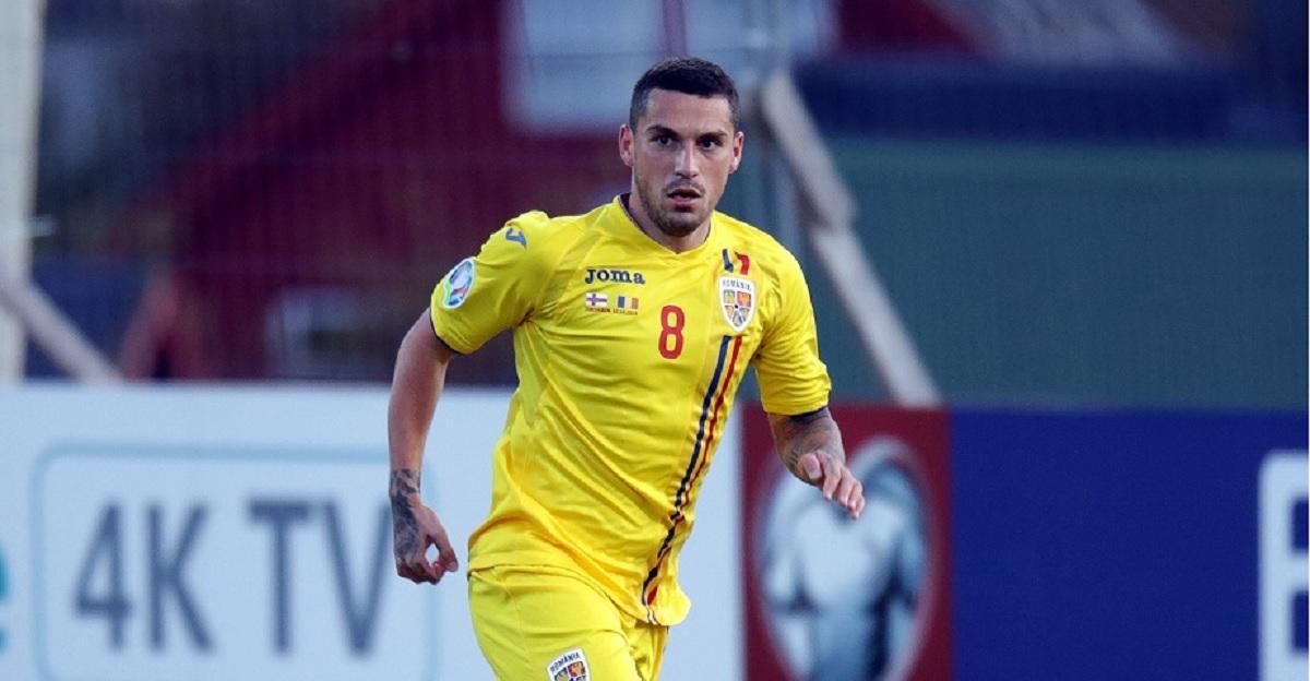 Nicolae Stanciu are un sezon cu evoluţii foarte bune în tricoul formaţiei Slavia Praga