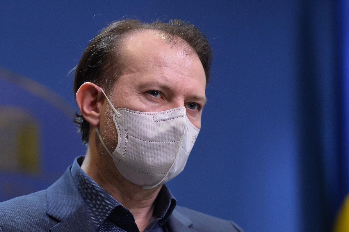 Premierul Florin Cîțu, despre protestul de la metrou