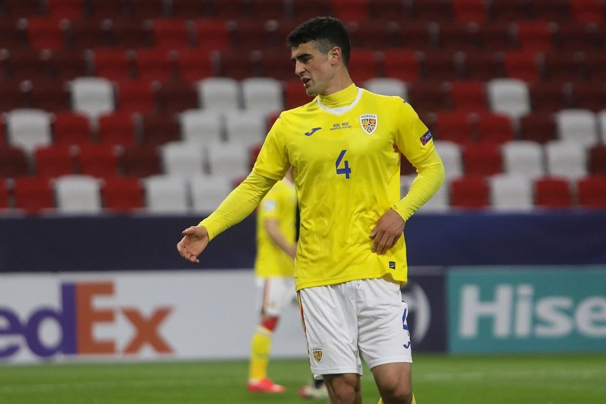 Naţionala de tineret a României speră la calificarea în faza sferturilor de finală