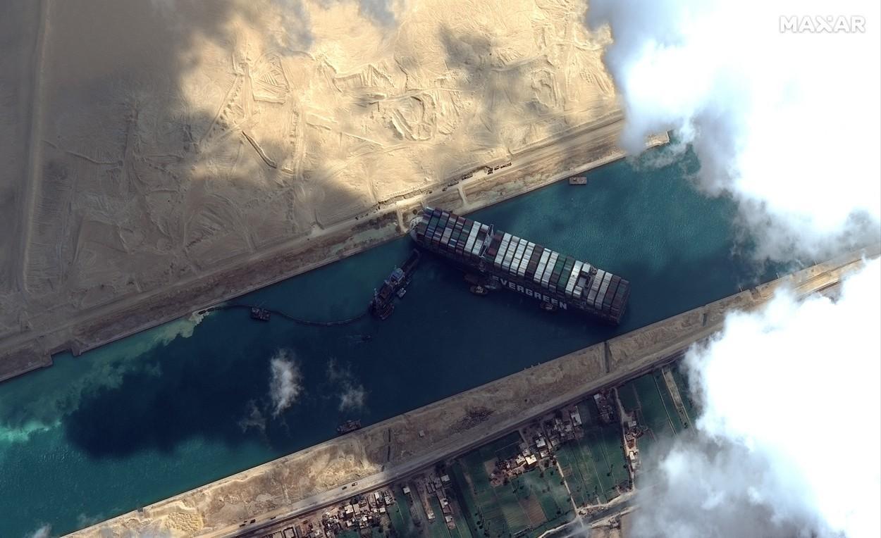 Criză în Canalul Suez